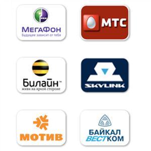 Операторы сотовой связи Яшкино