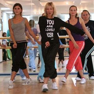 Школы танцев Яшкино