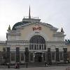 Железнодорожные вокзалы в Яшкино