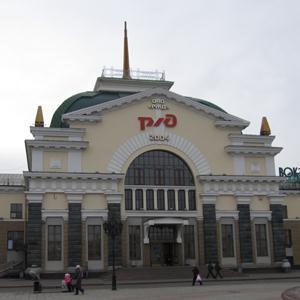 Железнодорожные вокзалы Яшкино